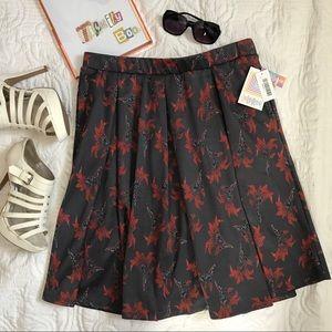 LuLaRoe | Madison Skirt, NWT, Large